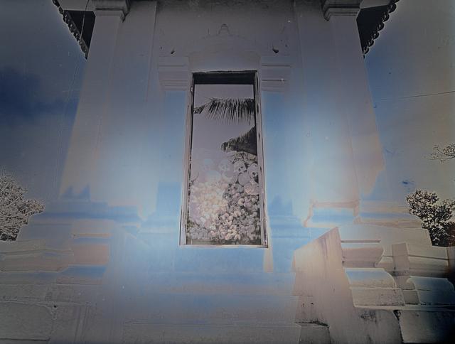 , 'The Skull Temple at Choeung Ek Genocidal Center,' 2017, Lisa Sette Gallery