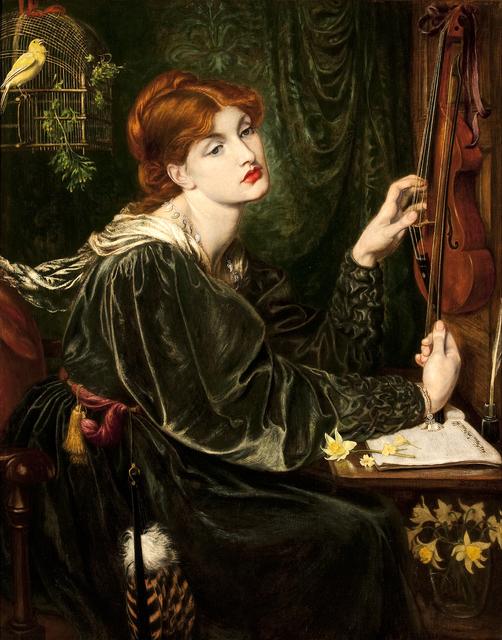 , 'Veronica Veronese,' 1872, Legion of Honor