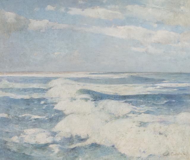 , 'Side Running Sea,' ca. 1909, Taylor   Graham
