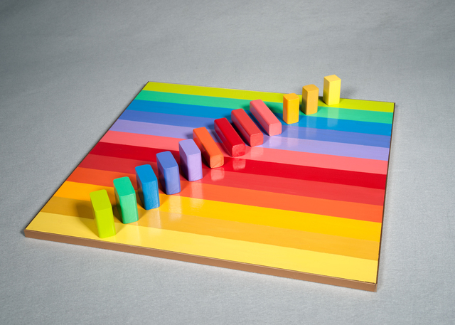 , 'Multicolor Rearrangeable Game Board,' , Jessica Silverman Gallery