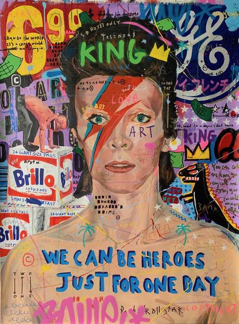 , 'Bowie Bolt,' 2019, Sist'Art