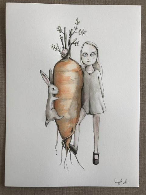 Vicky Parrella, 'Carrot', 2017, Joshua Tree Art Gallery