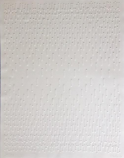 , 'Reihung,' 1971, Fils Fine Arts