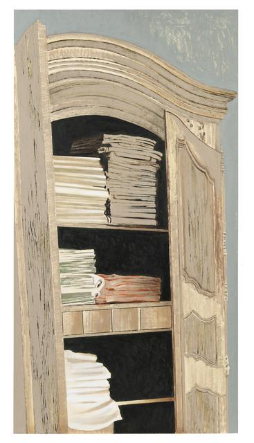 , 'Cabinet,' 2016, Galleri Bo Bjerggaard