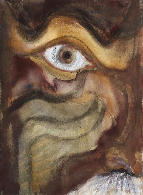 , 'Ojo (Eye),' 2017, Latin American Masters
