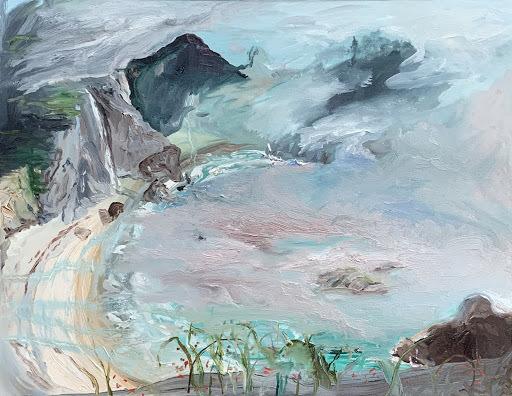 , 'Big Sur Misty-Eyed,' 2019, 1969 Gallery