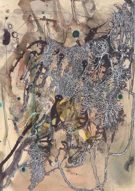 , 'Lichen Spirits,' 2014, Cavin Morris Gallery