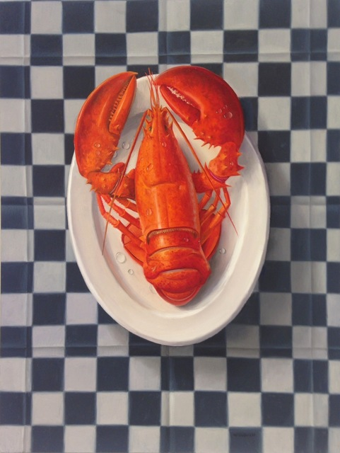 James Aponovich, 'Lobster', Clark Gallery