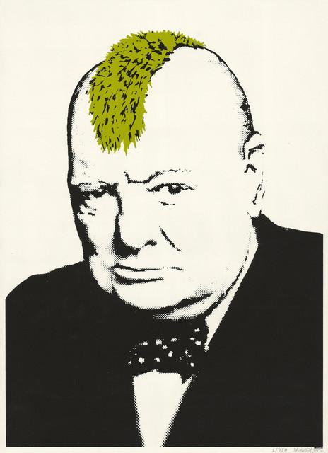 Banksy, 'Turf War (Unsigned)', 2003, Prescription Art