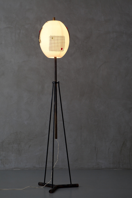 , 'mod. n°12626 floor lamp,' 1950's, Nilufar Gallery