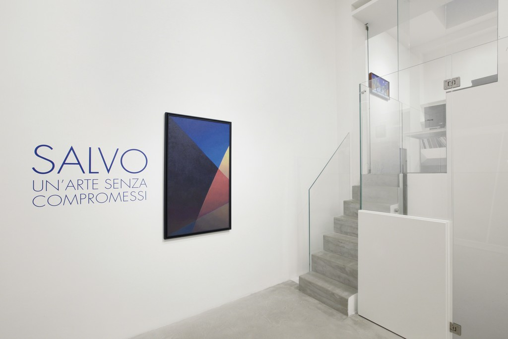 "Milan's Dep Art Gallery opens the new exposition season with a monographic exhibition dedicated to Salvo (1947 – 2015). ""Salvo. An Art Without Compromises"" is the third personal exhibition which the gallery has dedicated to the artist."