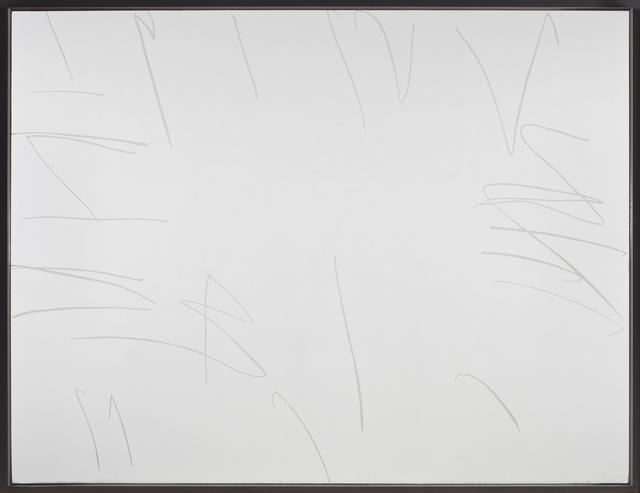 , 'Sandblasted Etched Glass Window,' 1974, Peter Freeman, Inc.