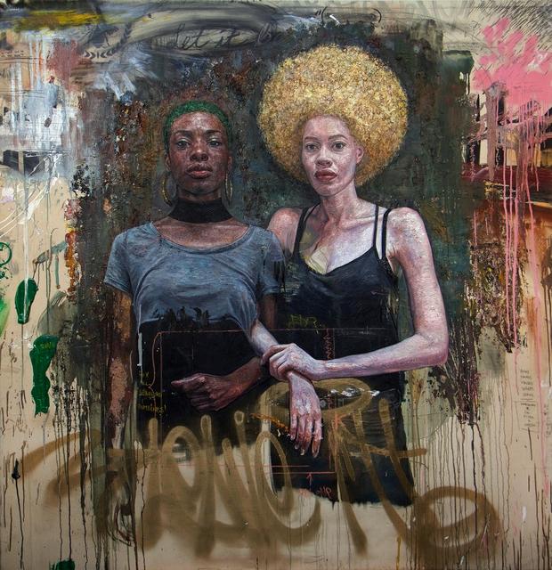 , 'Unspoken ( The Bond # 3),' , Peter Robertson Gallery