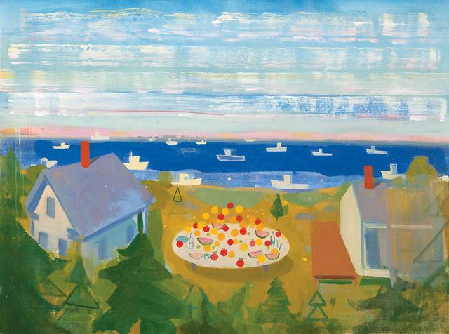 , 'Wonderful Picnic,' , Dowling Walsh