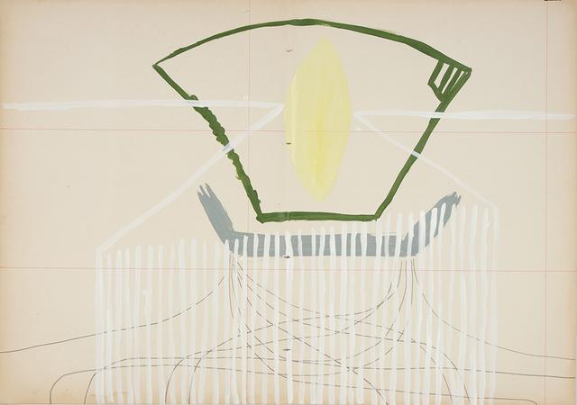 , 'Found Paper #8,' 2015, Kathryn Markel Fine Arts