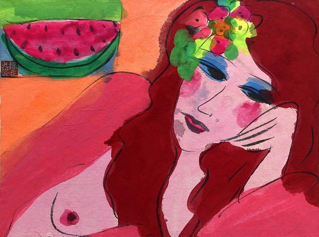, 'Daydreams,' 1990s, Alisan Fine Arts
