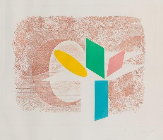William Tillyer, 'Nicholson, The Half Vase', 1983, Roseberys