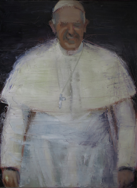 , 'Is it the Pope?,' 2016, VILTIN Gallery