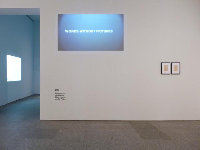 , 'Diez blancos (blanco nube),' 2015, Estrany - De La Mota