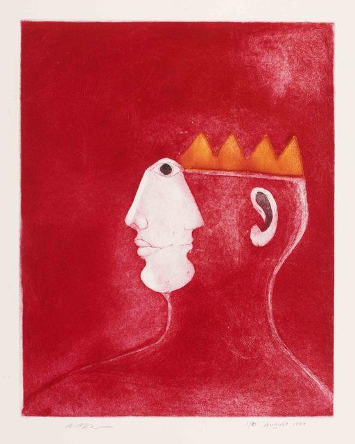 , 'Crowned Head,' , Meem Gallery