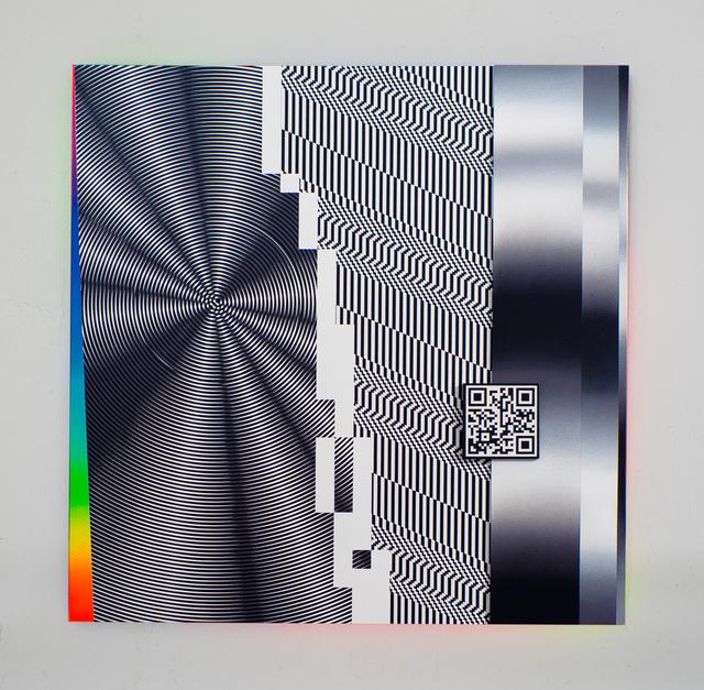 , 'OPTICHROMIE 42-DIMENSIONAL,' 2016, Mirus Gallery