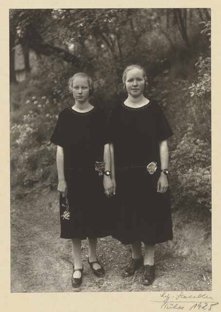 , 'Country Girls,' 1925, J. Paul Getty Museum