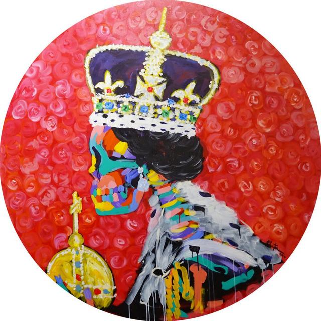 , 'Queen Elizabeth,' 2016, Maddox Gallery