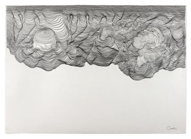 , 'Graphite #4,' 2012, V1 Gallery