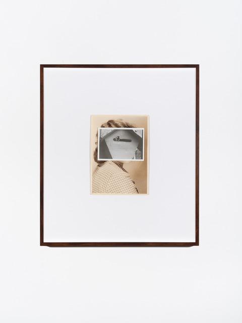 , 'Unknown Photographers#28,' 2012, Grimmuseum