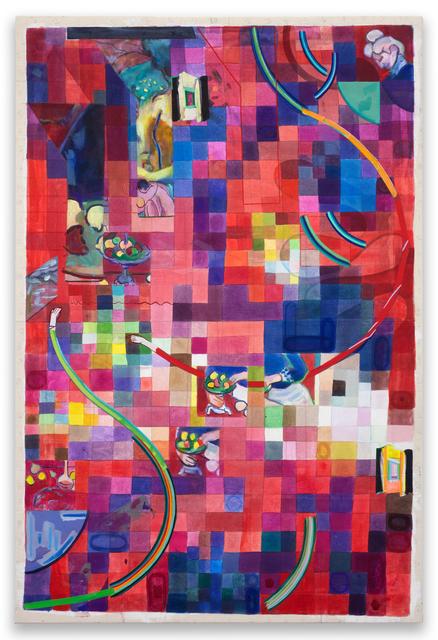 , 'selfportraitasharmony,' 2018, Federico Luger (FL GALLERY)