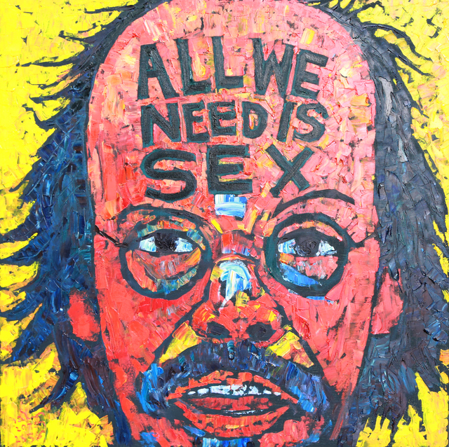 , 'All we need is sex!,' 2015, S.A.C Gallery Bangkok