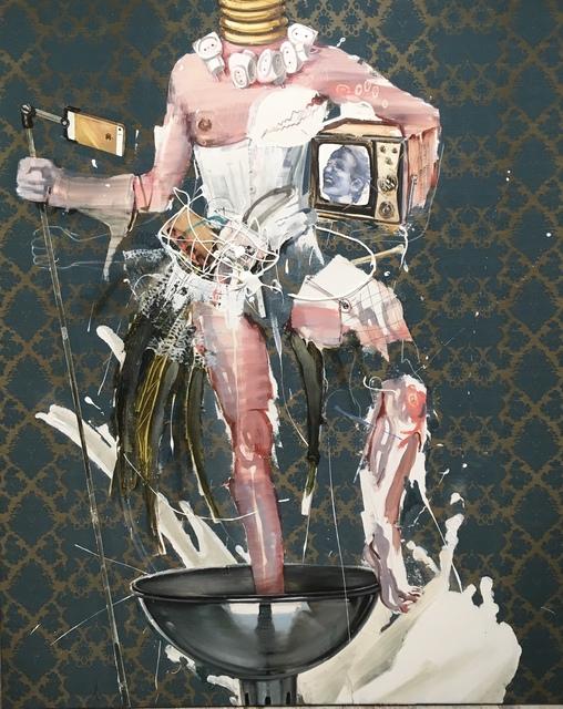 , 'The Birth of Venus 4,' 2017, Meno niša Gallery