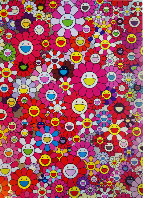 Takashi Murakami, 'An Homage to Monopink', 2012, Barter Paris Art Club