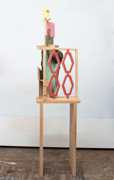 , 'Scene,' 2013, Lesley Heller Workspace