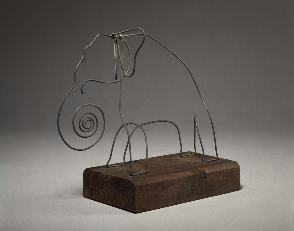 Alexander Calder   Elephant (ca. 1927)   Artsy