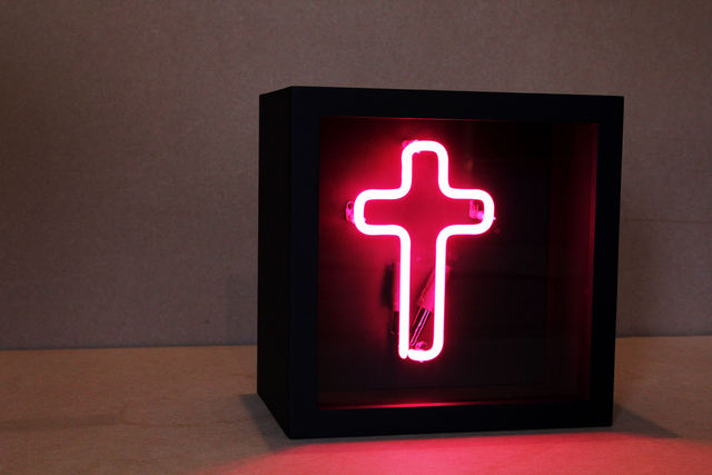 , 'The Cross,' 2016, Lawrence Alkin Gallery