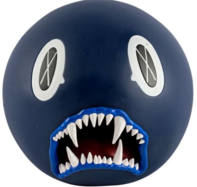 KAWS, 'Cat Teeth Bank (Blue)', 2007, Alpha 137 Gallery Gallery Auction