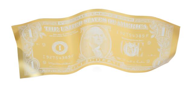 Karl Lagasse, 'One Dollar Bill', 2016, Julien's Auctions