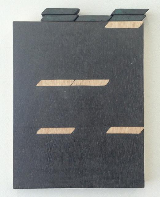 , 'Subtraction,' 2016, Galerija Gregor Podnar