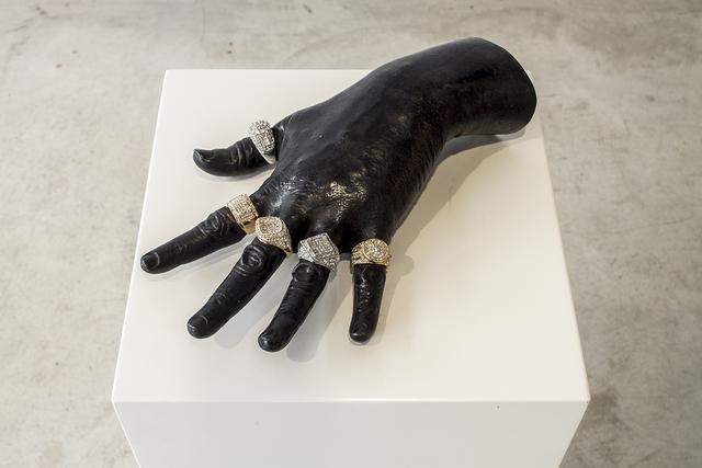 , 'Mano Negra,' 2015, LUNDGREN GALLERY