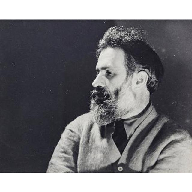 , 'Portrait of Constantin Brancusi,' ca. 1930, DADA STUDIOS