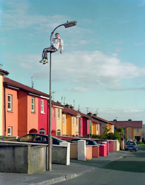 , 'Jordan Up the Pole, Russell Heights, Cobh, Ireland,' 2010, Aperture Foundation