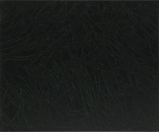 , 'Sketches 2017 – Black 4,' 2017, Galerie du Monde