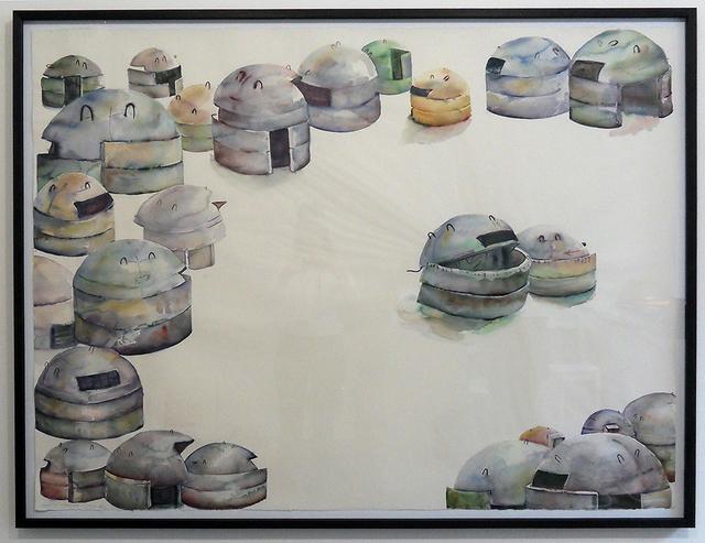 , 'Landscape Legacy,' 2012, Jozsa