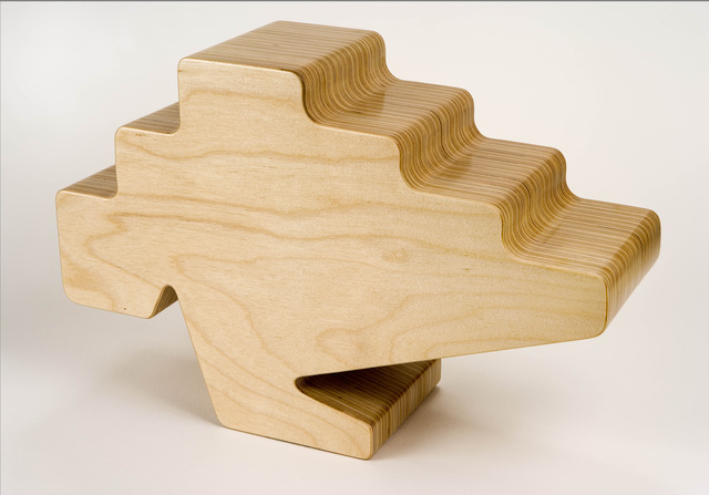 , 'Shape sculptures,' 2005/06, Galerie Mitterrand