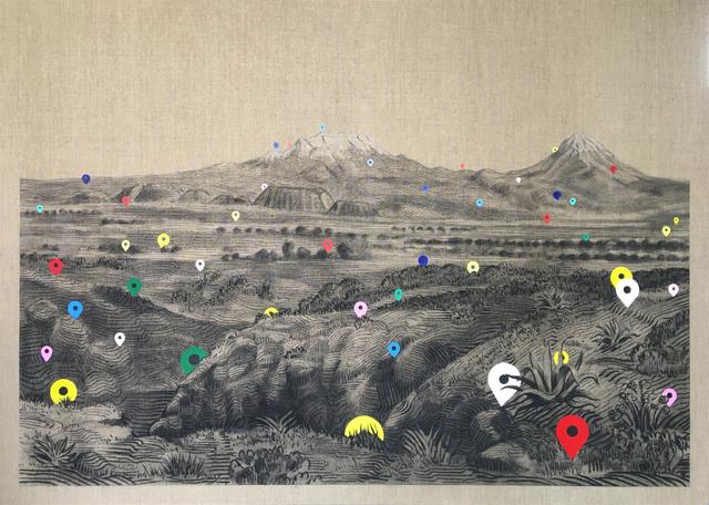 Alejandro Pintado, 'Abstraccion simbolica', 2019, RoFa Projects
