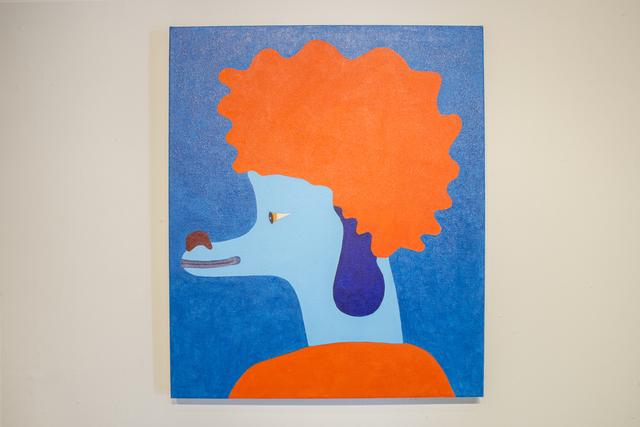 , 'Lil' Scruff,' 2015, Pablo Cardoza Gallery
