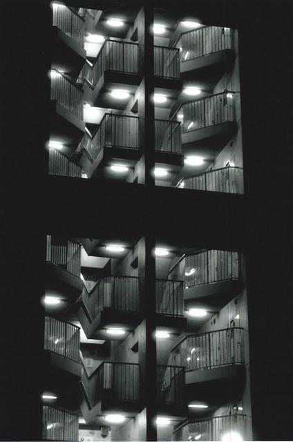 , 'Maquette/Lights #5001,' 1995, SAGE Paris