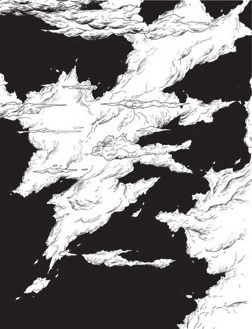 , 'Random, page 8,' 2014, galerie du jour agnès b.