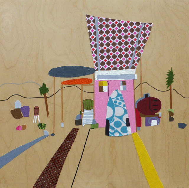 Carol Es, 'Buzzard's Roost', 2015, Craig Krull Gallery